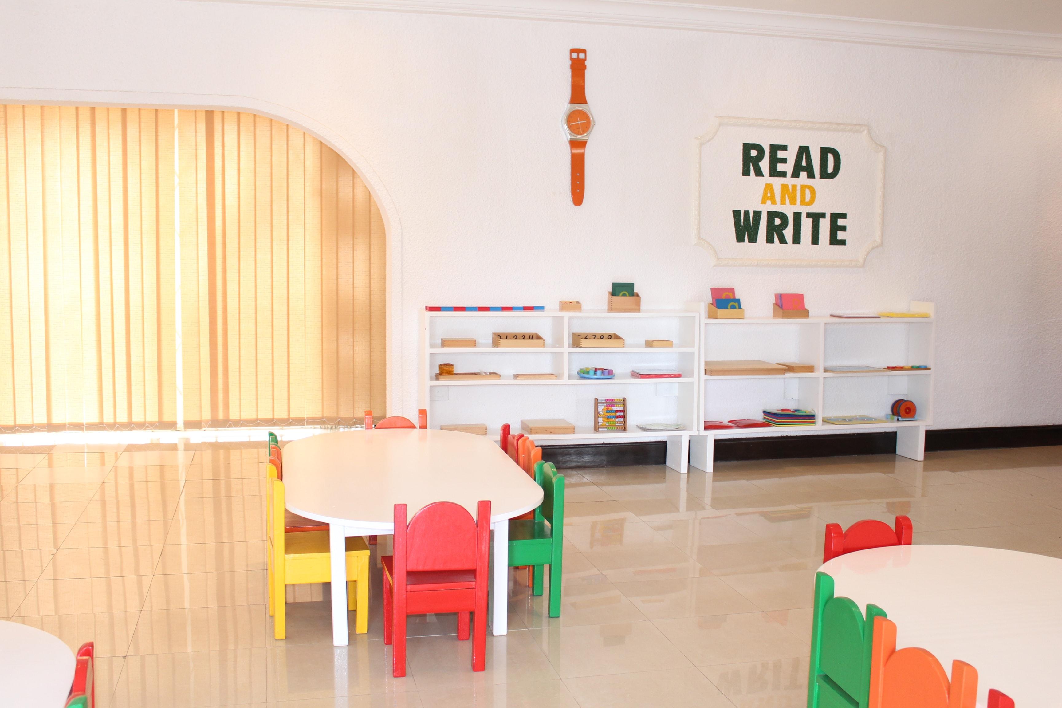Security, Montessori, Ghana